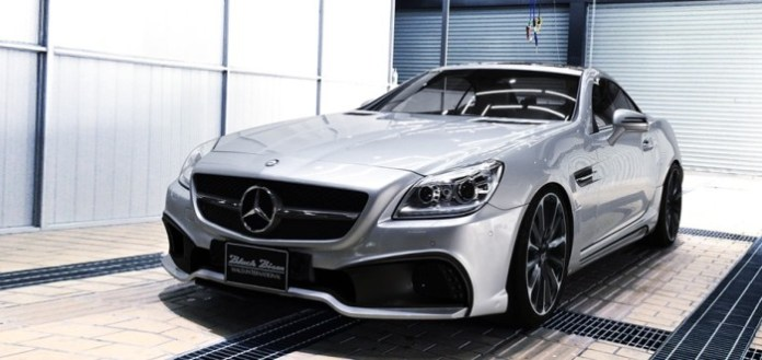 Mercedes SLK by Wald International (1)
