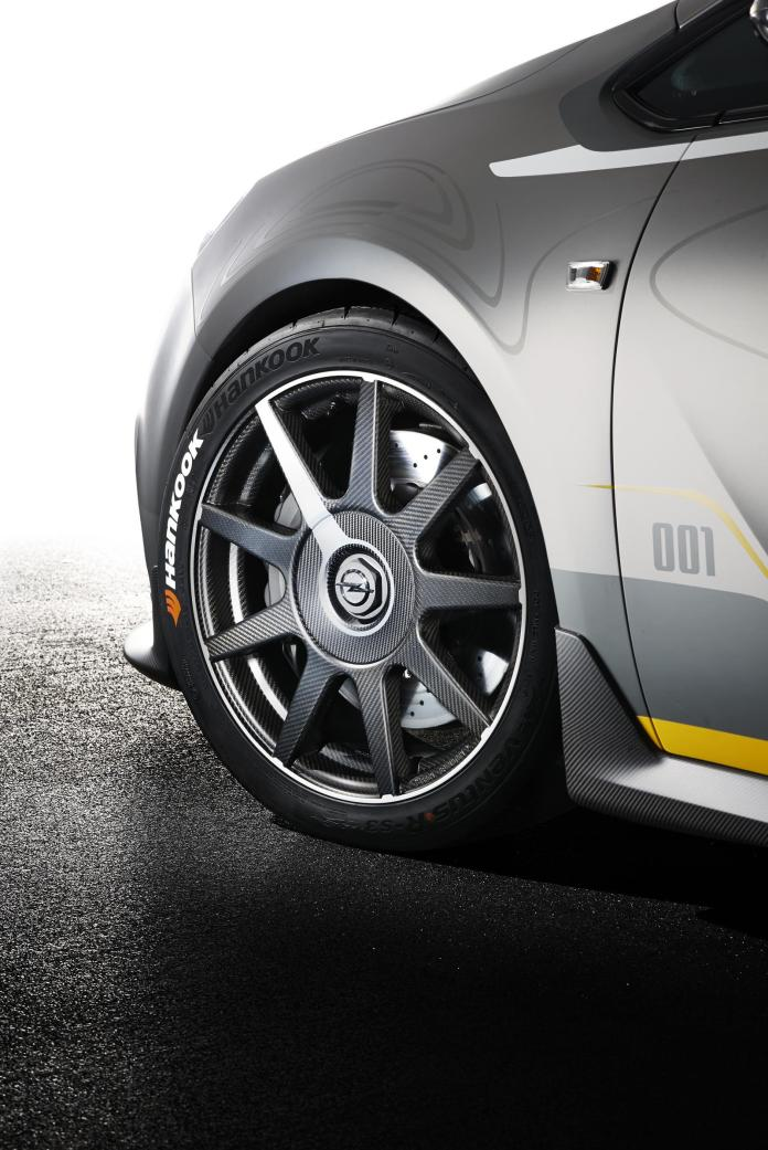 Opel Astra OPC EXTREME 2