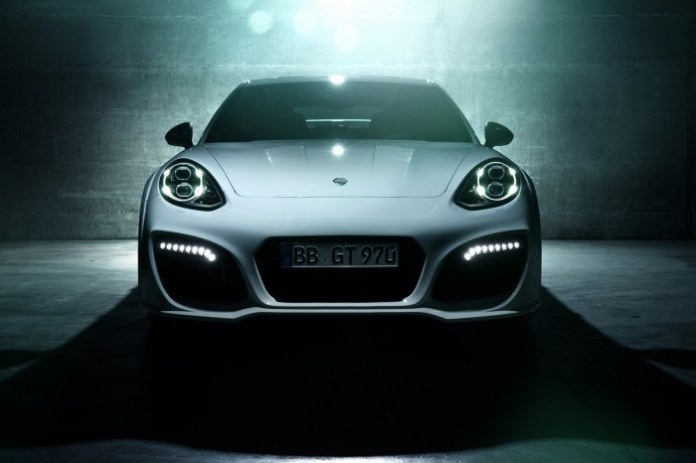 Porsche Panamera Turbo by TechArt (1)