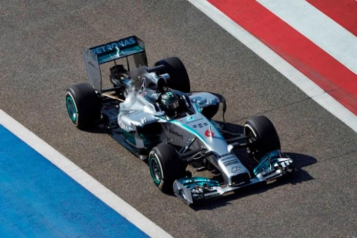 Rosberg Bahrain