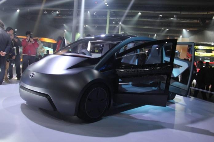 Tata Nexon Compact SUV Concept and Tata ConnectNext Concept (15)