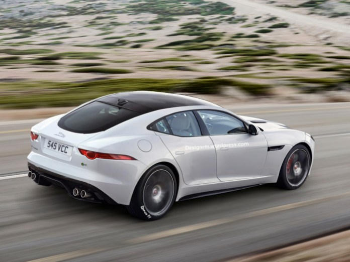 jaguar-f-type-four-door-coupe-rendering