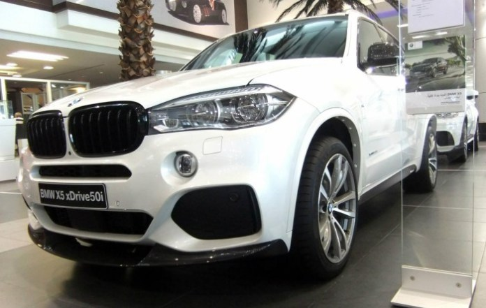2014 BMW X5 with M Performance