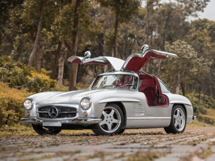 1954 Mercedes-Benz 300 SL by AMG 1