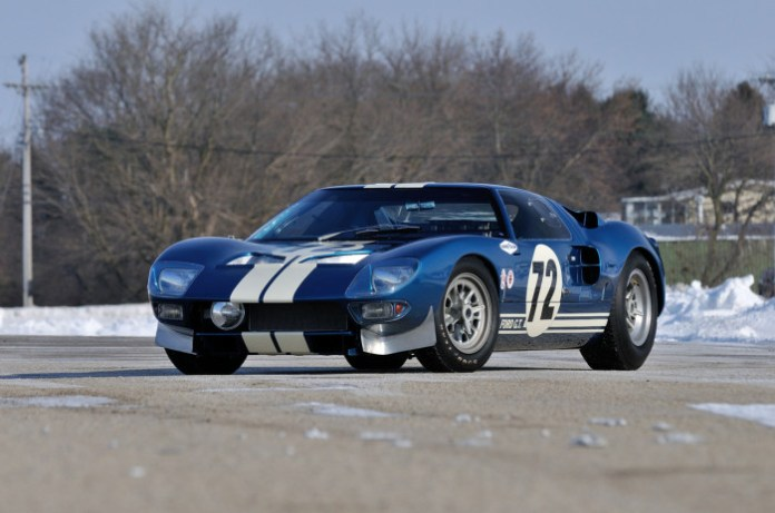 Ford GT40 1964 prototype