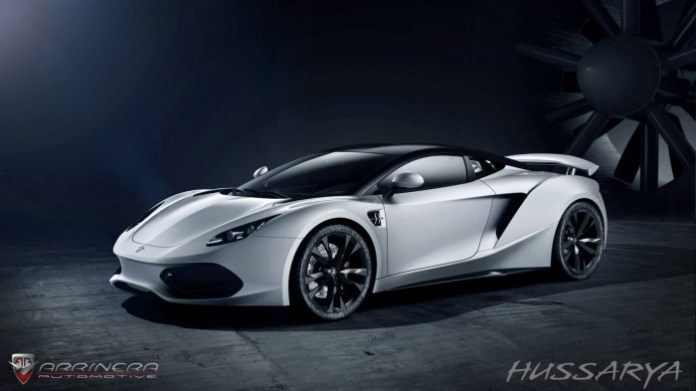2014 Arrinera Hussarya production version 1