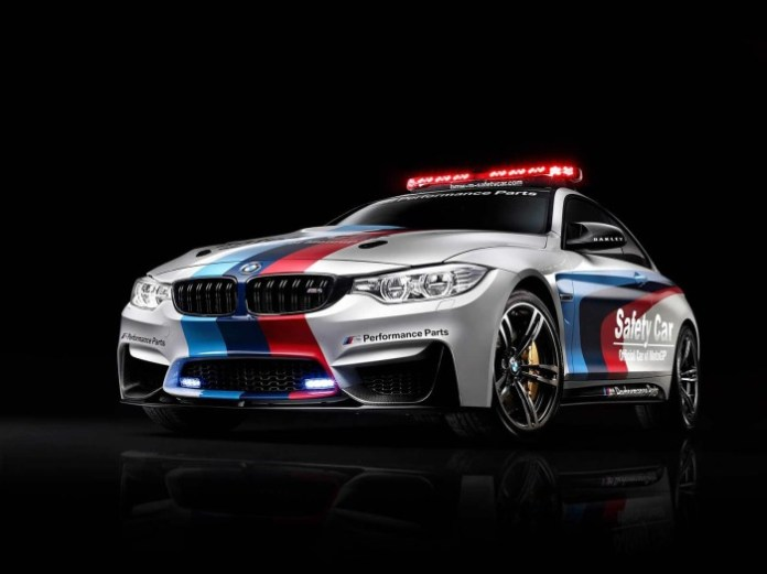 2014 BMW M4 Coupe MotoGP Safety Car 1