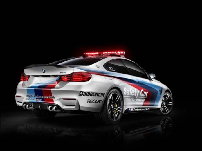 2014 BMW M4 Coupe MotoGP Safety Car 3