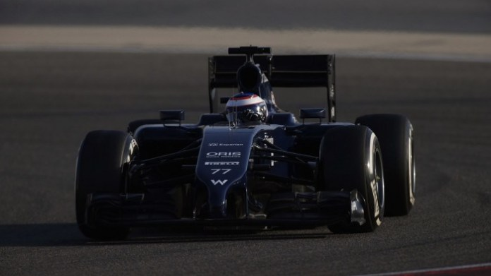 2014 Bahrain wintertesting