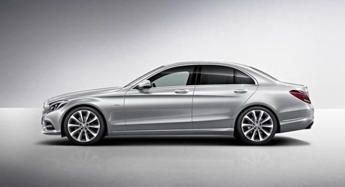 2014 Mercedes-Benz C-Class Edition 1 (1)