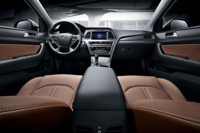 2015 Hyundai Sonata 7