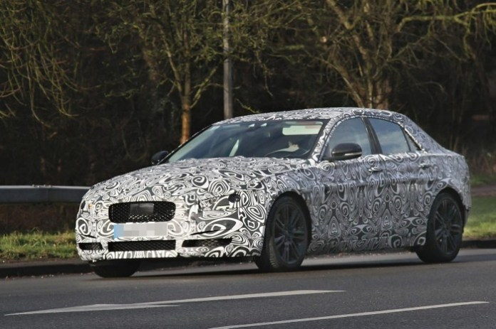 2015 Jaguar XS spy photo (3)