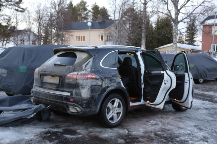 2015 Porsche Cayenne facelift spy photo (8)a