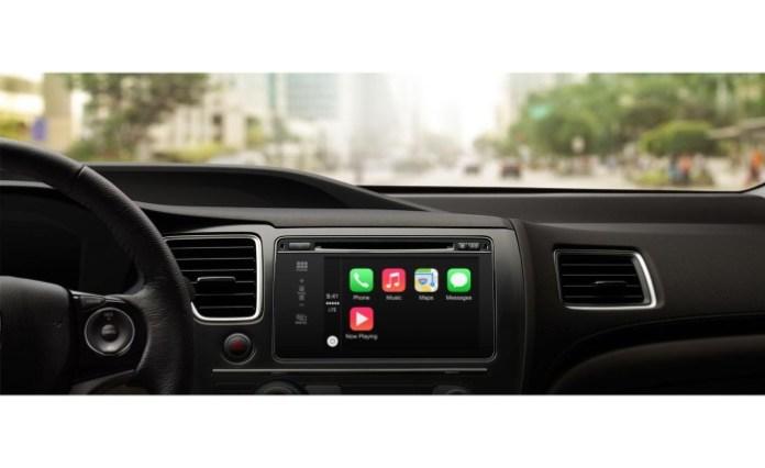 Apple CarPlay (3)