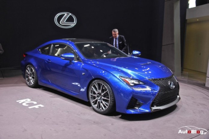 Lexus in Geneva 2014