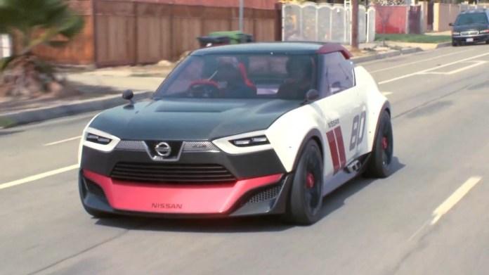 Jay Leno Nissan IDx Nismo