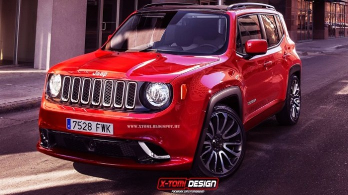 Jeep Renegade SRT8 2