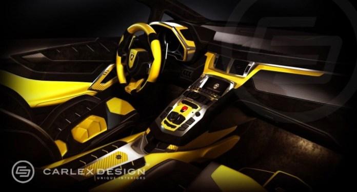 Lamborghini Aventador LP720-4 50 Anniversario by Carlex Design (2)