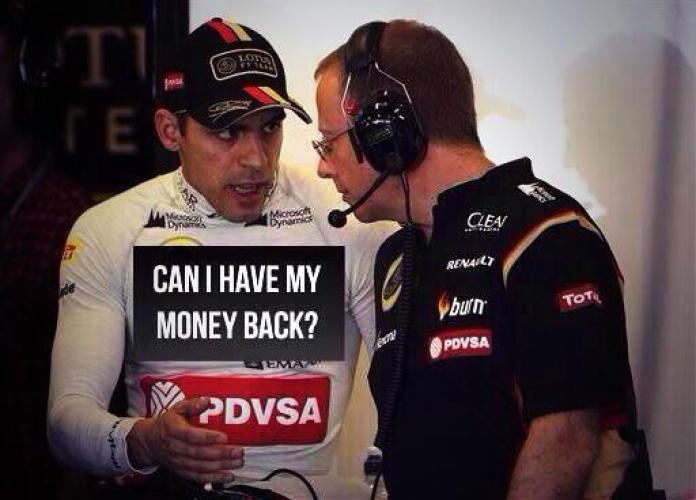 Maldonado funny
