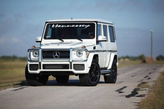 Mercedes-Benz G63 AMG HPE700 by Hennessey Performance