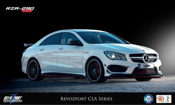 Mercedes CLA by RevoZport (1)