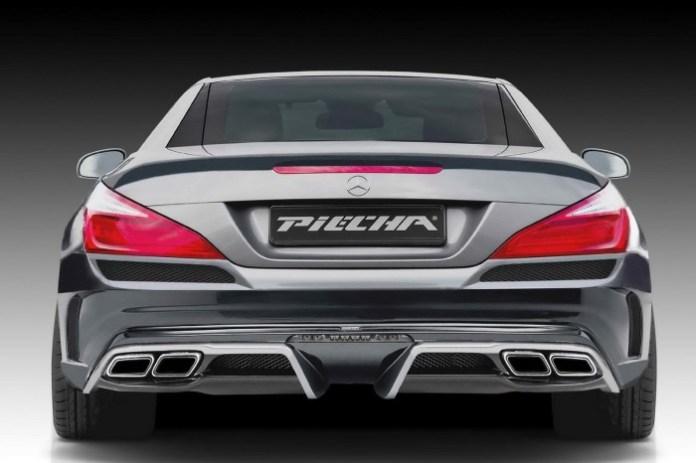 Mercedes SL Avalange GT-R (2)