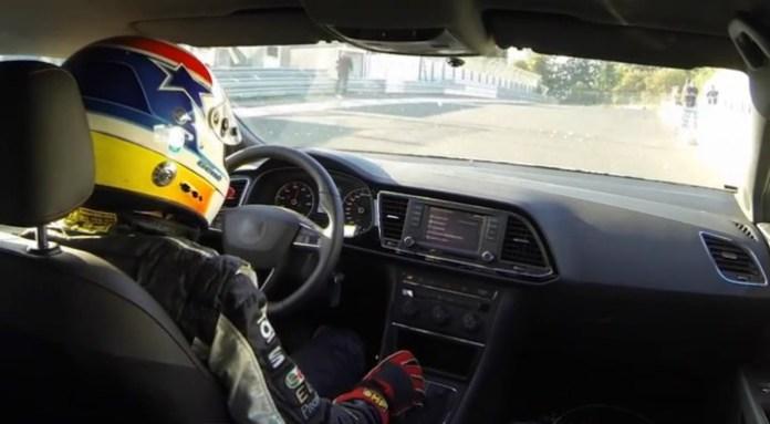 Seat Leon Cupra Nurburgring