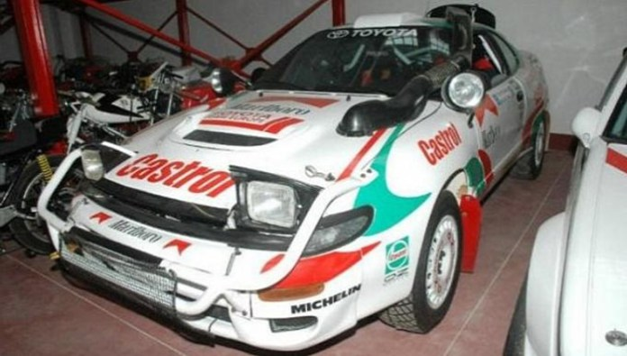 Toyota Celica GT-Four Safari 1