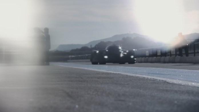 Toyota TS040 teaser video