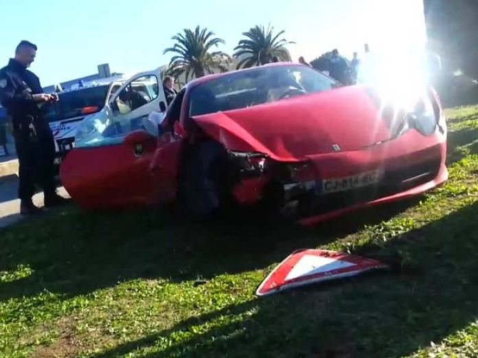 accident-ferrari-MBaye-Niang