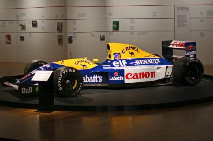 g Williams FW14B - 03