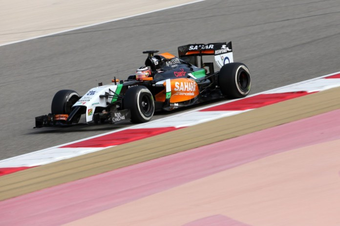 Motor Racing - Formula One Testing - Bahrain Test Two - Day 3 - Sakhir, Bahrain