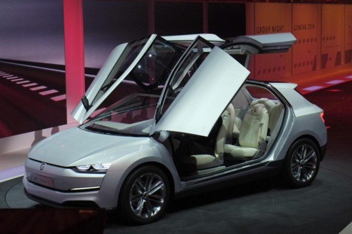 taldesign Giugiaro Clipper concept 1