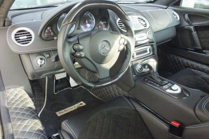 Mansory SLR Renovatio for sale