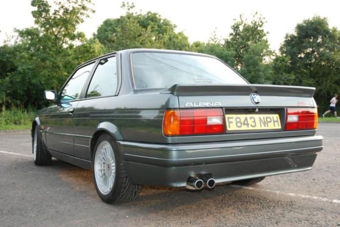 1988 E30 Alpina C2 2.7 7