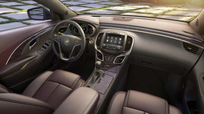2014 Buick LaCrosse with Ultra Luxury Interior Package 1