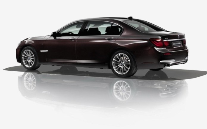 BMW 7-Series Horse Edition