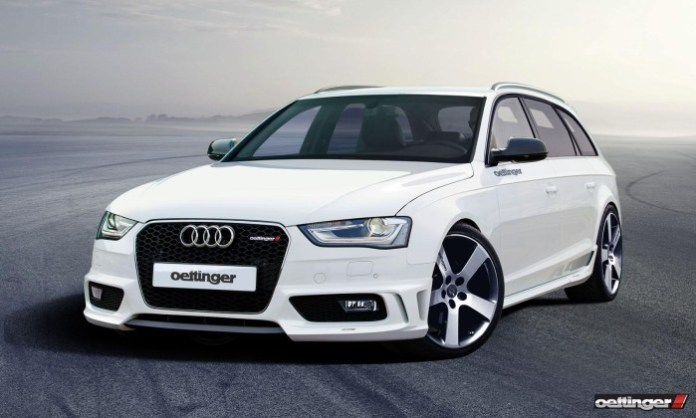 Audi A4 by Oettinger (1)