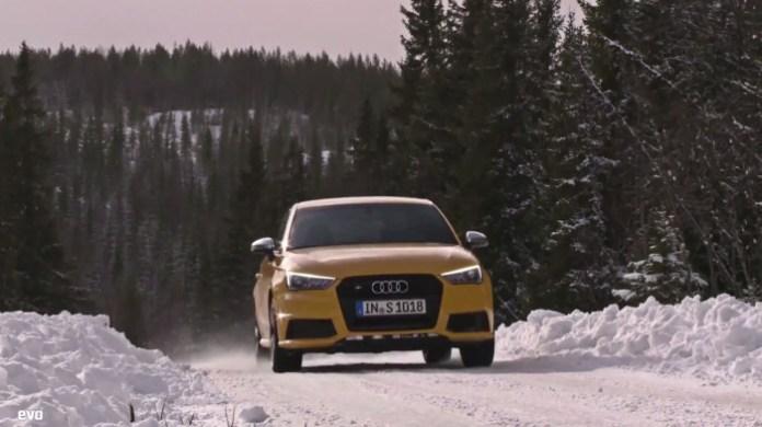 Audi S1 evo REVIEW