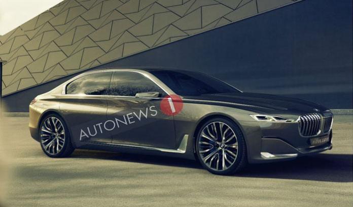 BMW Vision Future Luxury Concept leaked (1)