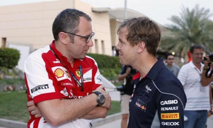 Domenicali-FFormula-Ferrari-Vettel