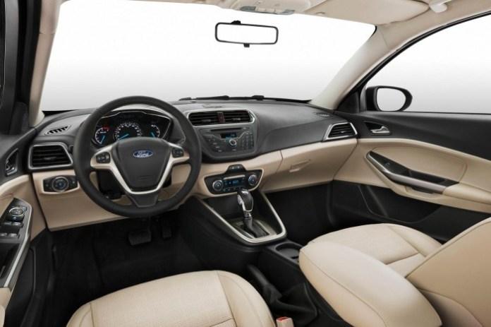 Ford Escort 2015