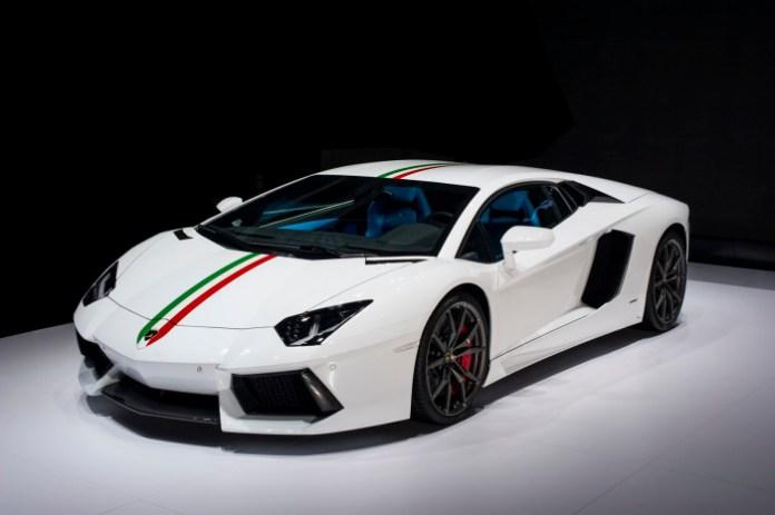 Lamborghini Aventador LP700 4 Nazionale