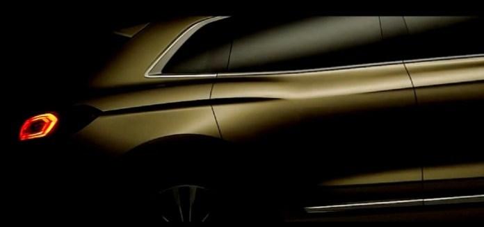 Lincoln concept teaser 3