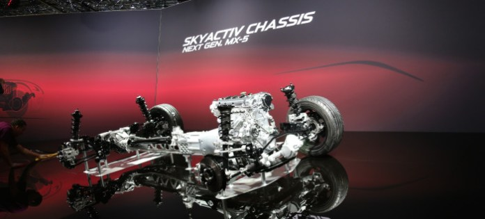 Next-gen Mazda MX-5 chassis (1)