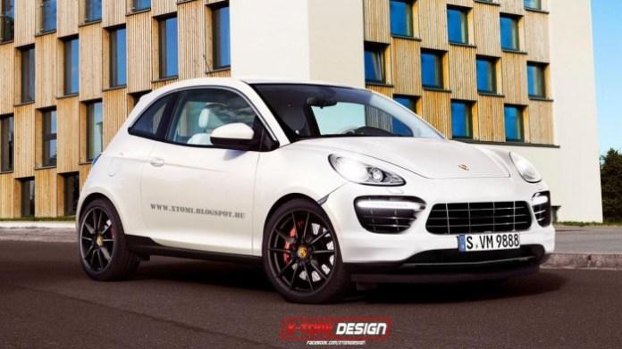 Porsche Boxenne S
