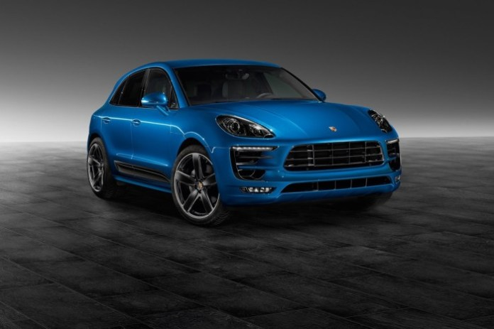 Porsche Macan S by Porsche Exclusive