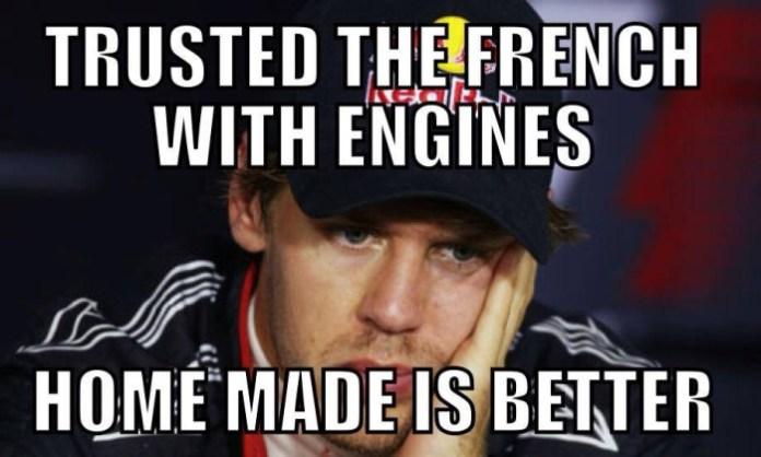 Sebastian Vettel Meme