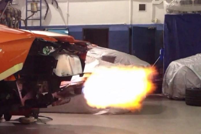 SuperCars Flames