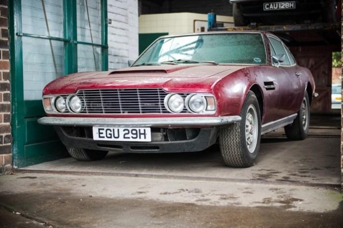 Aston Martin DBS V8 Series I 1970